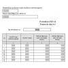 Formularz FIN.14 - Pozostałe aktywa