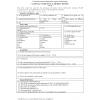 Formularz raportu krajowego organu właściwego