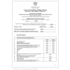 Wykaz wyposażenia (Formularz SPS) - wersja 2 Record of equipment (Form SPS)