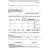 Zawiadomienie o zajęciu praw z instrumentów finansowych zapisanych na rachunku papierów wartościowych lub innym rachunku oraz z wierzytelności z rachunku pieniężnego