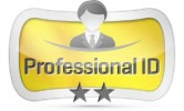Certyfikat Professional ID Odnowienie