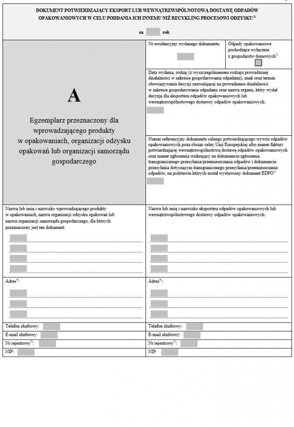 Dokument EDPO