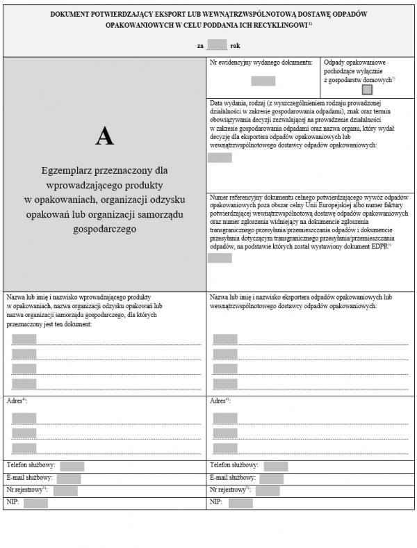 Dokument EDPR